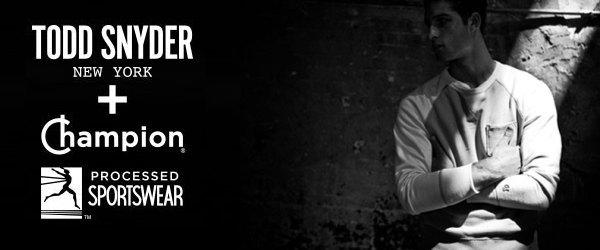 トッドスナイダー チャンピオン コラボ TODD SNYDER CHAMPION 絶対本物保証 入手難 アメリカ買い付け品